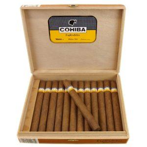 xì gà cohiba esplendidos - xì gà đậm vị và ngon