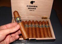 xì gà behike 52 - những điếu xì gà cuba ngon nhất