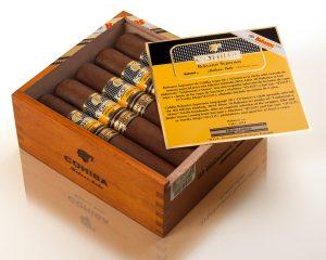 xì gà cohiba robusto supremos