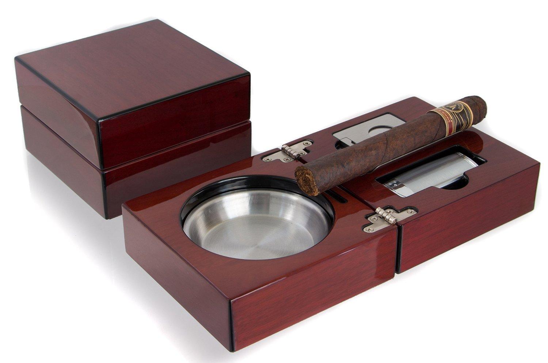 gạt tàn xìkar - phụ kiện xì gà cao cấp