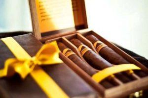 chọn xì gà làm quà tặng