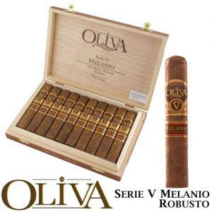 xì gà oliva meliano robusto - xì gà ngon của năm 2014