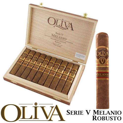 xì gà oliva meliano robusto