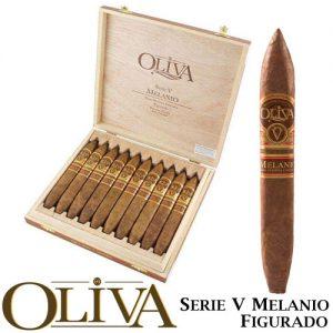 Oliva Serie V Melanio Figurado Cigars