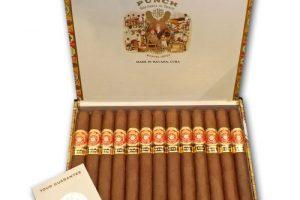 xì gà Punch Double Coronas