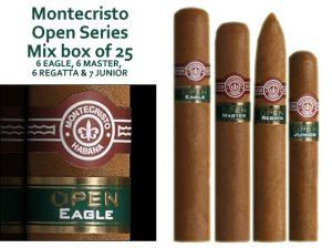 Xì gà Montecristo Open Regata