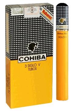 Xì gà Cohiba Siglo V tubos