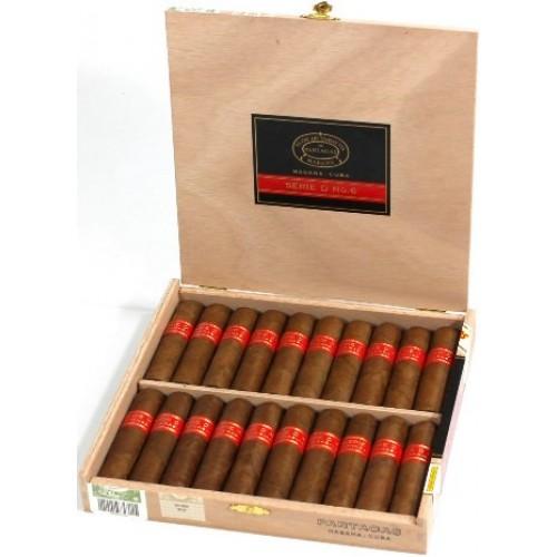 xì gà Partagas serie D No.6