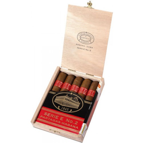xì gà Partagas serie E No.2