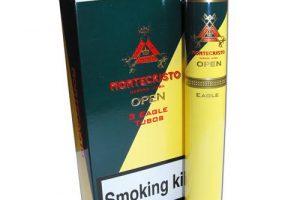 xì gà Montecristo Open Eagle tubos