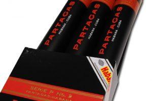 xì gà Partagas serie P No.2 tubos