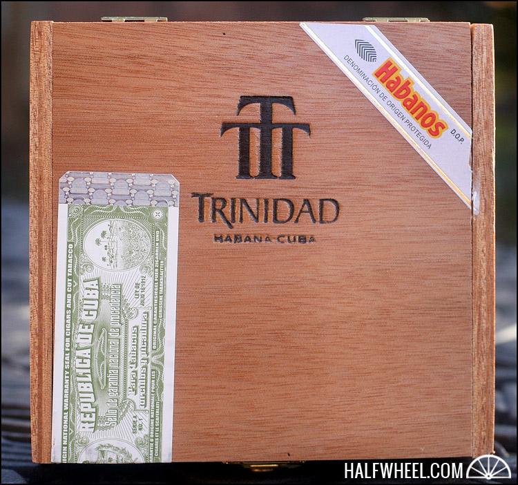 xì gà Trinidad Robusto T
