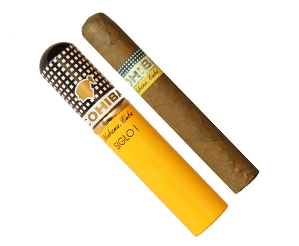 Xì gà Cohiba Siglo I tubos