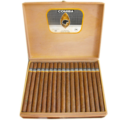 xì gà cohiba lanceros
