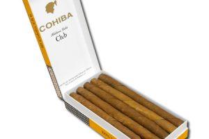 xì gà cohiba club