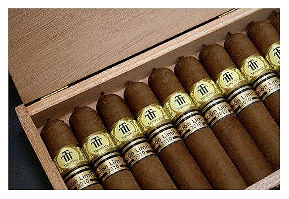 Xì gà Trinidad Topes Limitada