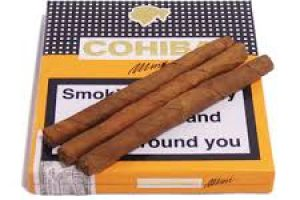 xì gà cohiba mini