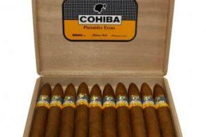 xì gà Cohiba Piramides Extra
