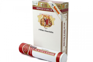 Romeo y Julieta Wide Churchill tubos