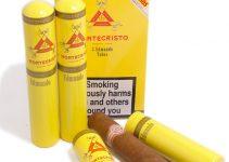 xì gà Montecristo Edmundo tubos