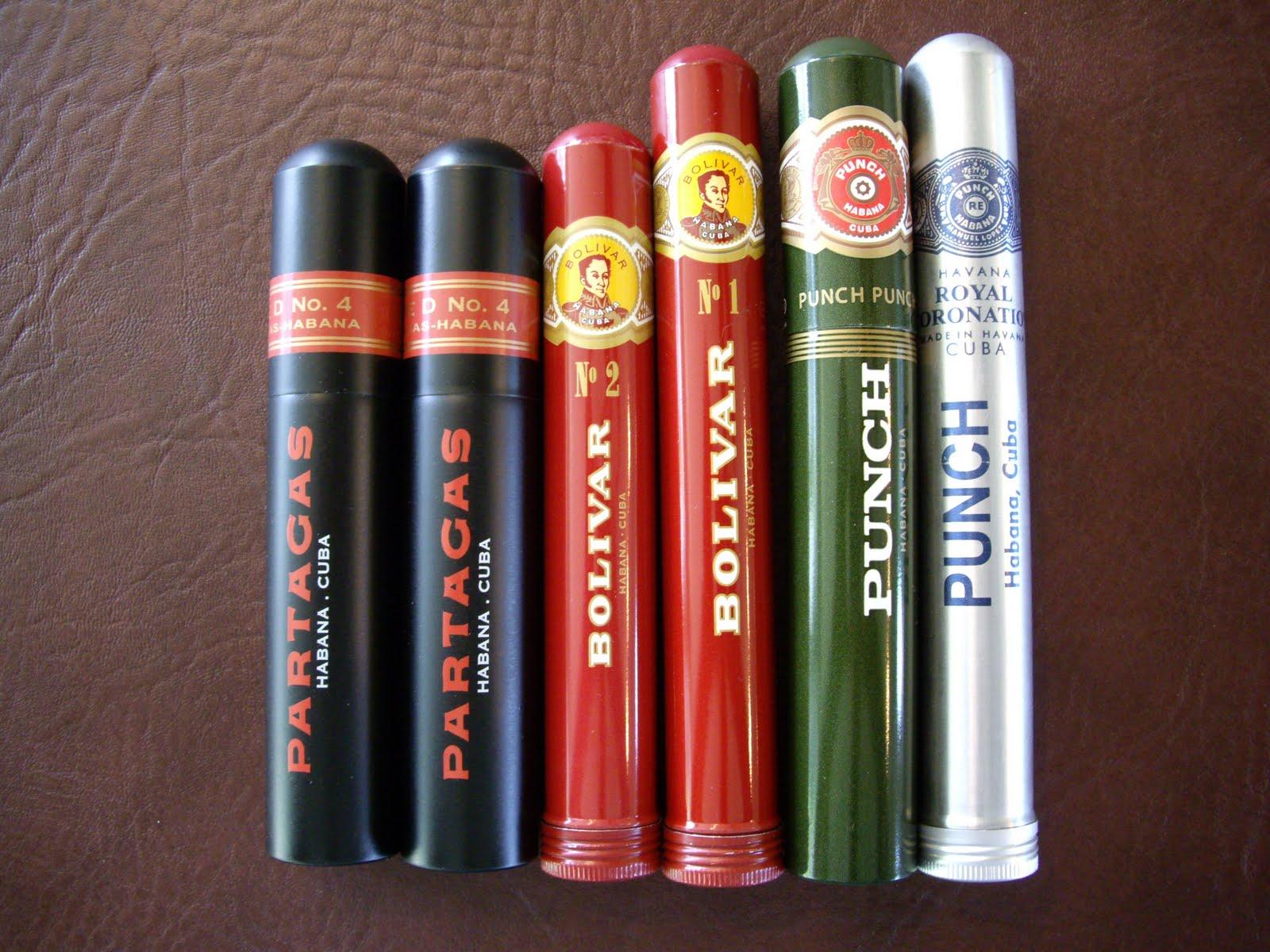 xì gà Punch Royal Coronation tubos