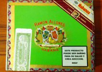 xì gà Ramon Allones Superiores LCDH