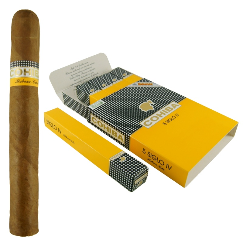 Xì gà Cohiba Siglo IV